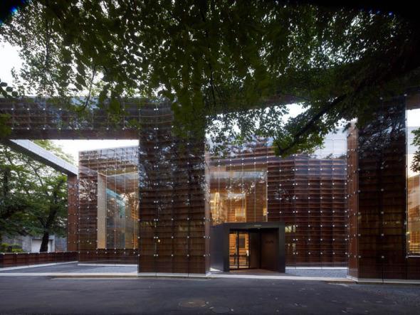 Museo y Librería de la Universidad de Arte de Musashino / Sou Fujimoto