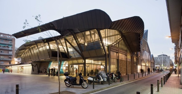 Barceloneta Market / MiAS Arquitectos
