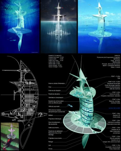 Nueva era de arquitectos a la conquista del mar