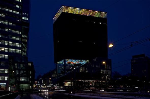 Sofitel Vienna Stephansdom realizado / Ateliers Jean Nouvel