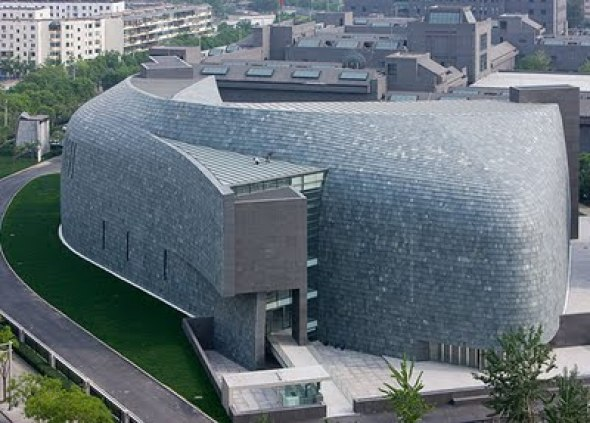 Museo de Arte CAFA / Arata Isozaki