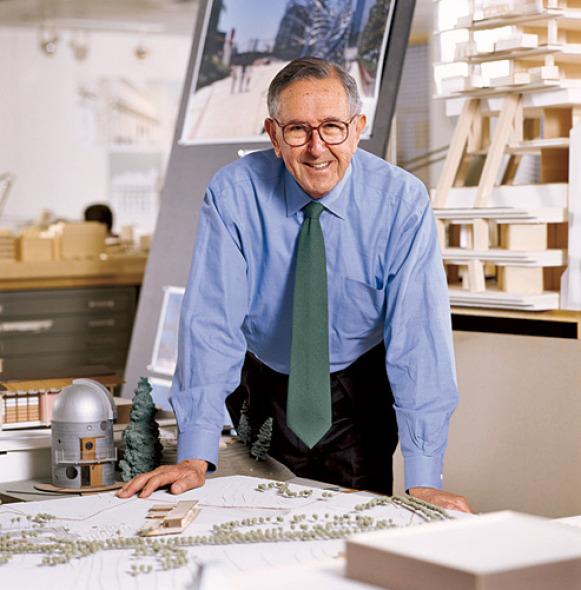 Las Ideas y la Arquitectura se han globalizado. Entrevista a Cesar Pelli