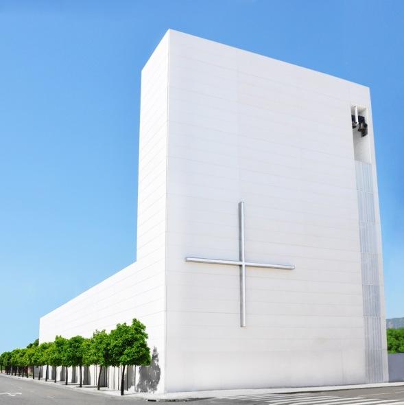 Una iglesia diferente