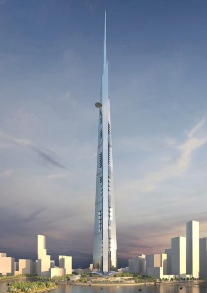 Kingdom Tower, otra vez, la Torre más alta del mundo