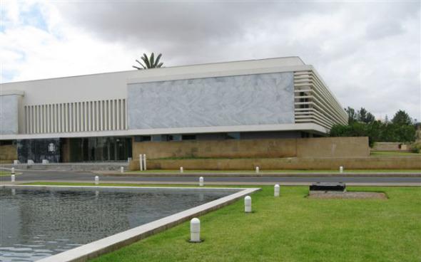 Nueva Cancillería de la Embajada de España en Rabat. Rubio and Álvarez Sala Arquitectos