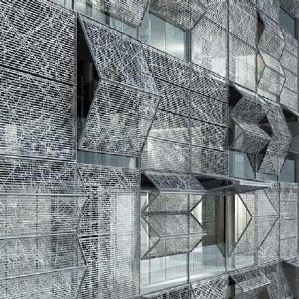 La Torre del Golf / Hackenbrioch Architekten