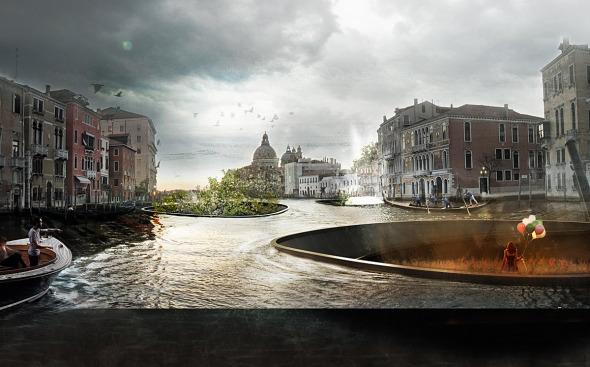 Venice City Vision, un nuevo paisaje en Venecia / Bam