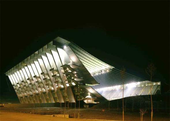 Estadio Municipal de Braga / Eduardo Soto de Moura