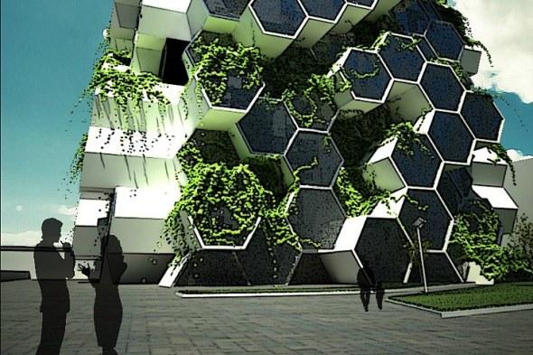 Torre Granja / Xome Arquitectos