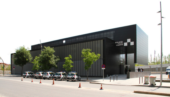 Centro de la Policía Municipal de Arganzuela / Rubio and Álvarez Sala Arquitectos