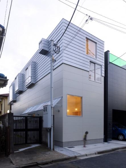 Casa Ookayama / Torafu Architects