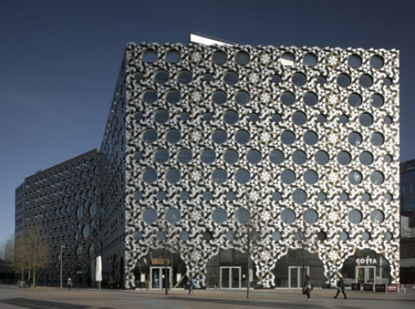 Ravensbourne College / Foreign Office Architects