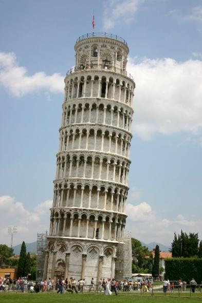Un Trabajo de siglos: Cómo se estabilizó la Torre de Pisa