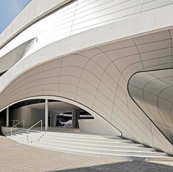Espectacular Stand de Exhibición para Audi en Frankfurt / Schmidhuber and Partners