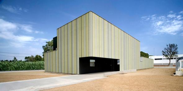 Sencillo, cómodo y elegante Centro de Salud / Josep Ferrando Bramona