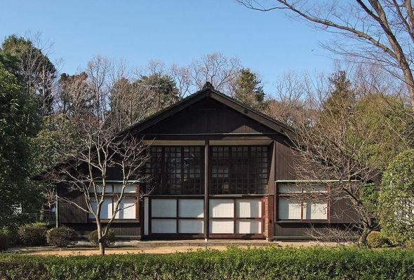 Casa de Kunio Maekawa en Tokio