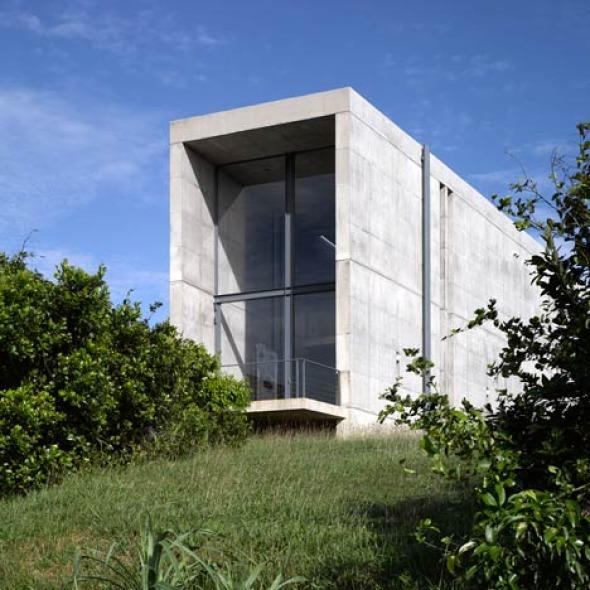 Casa en Sri Lanka, de Tadao Ando