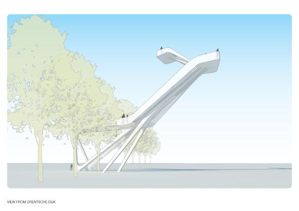 Diseño para un Mirador / UNStudio