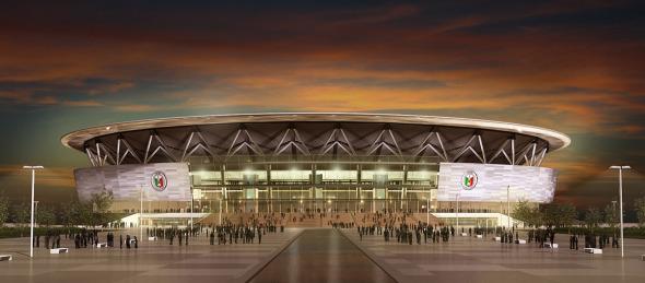 En Filipinas se construye la Arena deportiva más grande del mundo / Populous