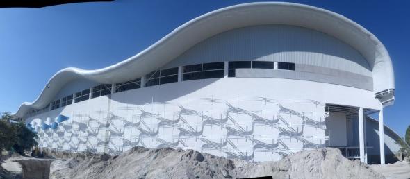 Centro Acuático Scotiabank / Moisés Huerta