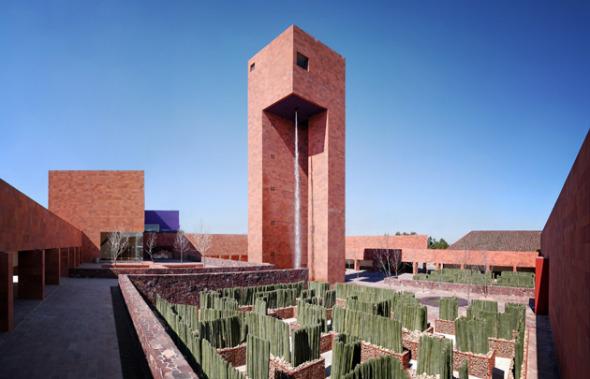 Museo Laberinto Ricardo Legorreta Noticias De