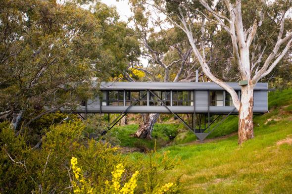 La Casa Puente / Max Pritchard