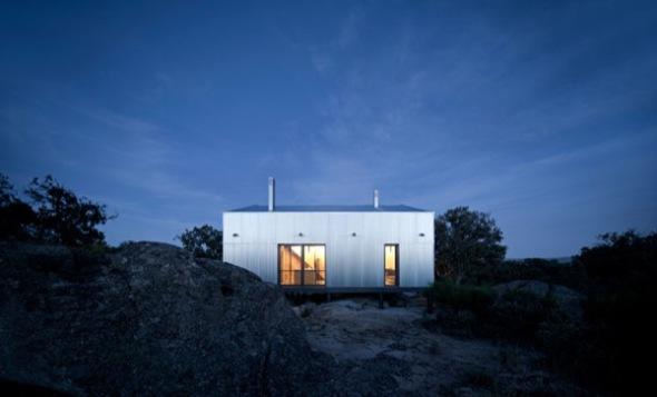 Casa Garoza, un prototipo de vivienda industrializada / Herreros Arquitectos