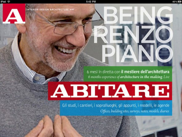 "Cómo ve el mundo Renzo Piano ""Being Renzo Piano"""
