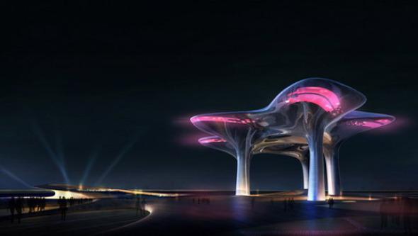 Museo en la Nube de Xiamen / MAD Arquitectos