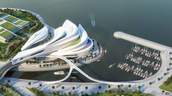 Propuesta Casa de Opera de Busan / Solus4
