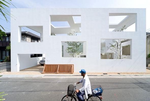 Casa n sou fujimoto noticias de arquitectura Noticias de arquitectura recientes