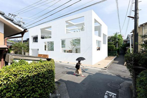 Casa N / Sou Fujimoto