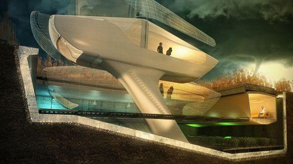 Casa a prueba de Huracanes / 10 Design