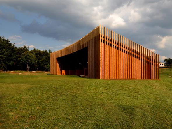 Club de Golf en Isernia / Medir Architects