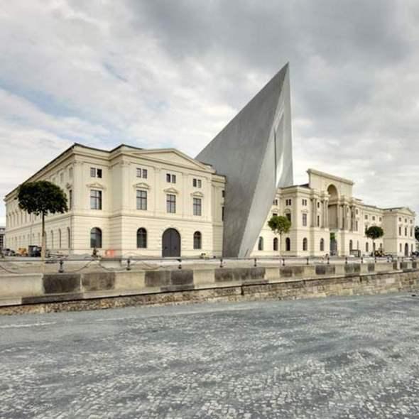 Museo de Historia Militar de Dresden / Daniel Libeskind