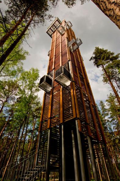 Torre de Observación / ARHIS