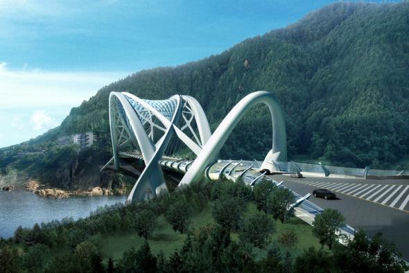 Puente Eco / Enrico Taranta
