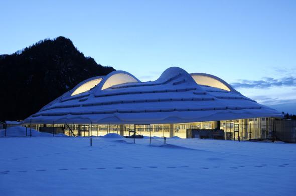 World Architecture Festival 2011 - Deporte