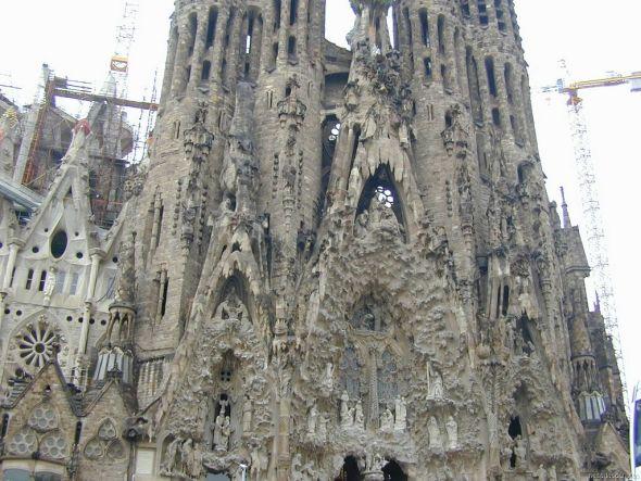 Gaudí y la Sagrada Familia de Barcelona. Arte, ciencia y espiritualidad