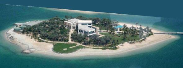 Las Islas Artificiales De Dubai Se Hunden En El Mar Y En