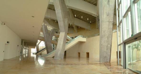 Centro de Convenciones y Exposiciones reaizado por ZYMA Architects