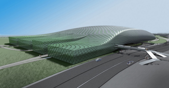 Propuesta: Museo de Arte de New City Taipei / Design Initiatives