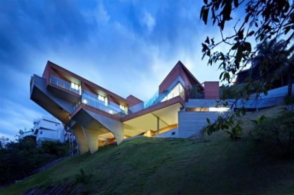 Casa Vila Castela / Anastasia Arquitectos