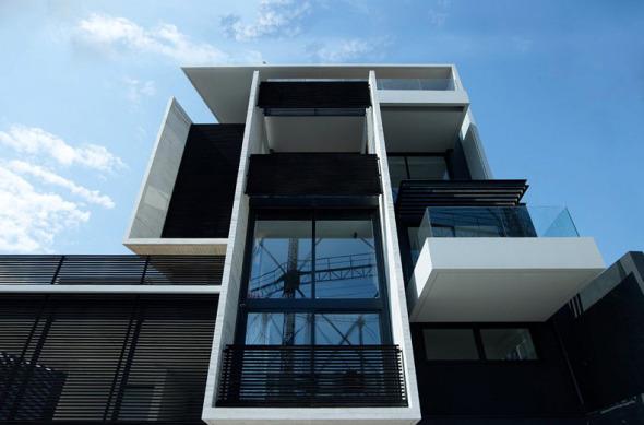 Lofts Urbanos realizado por Charis Gkikas and Evaggelia Filtsou
