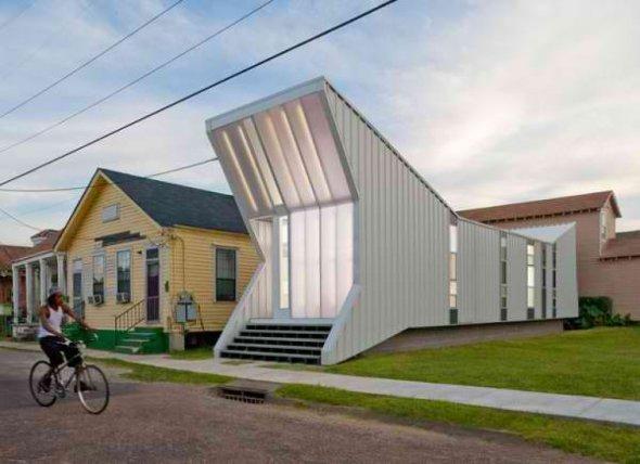 Alligator House realizado por Buildingstudio
