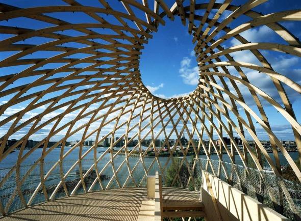 Kupla; Mirador La burbuja / Avanto Architects