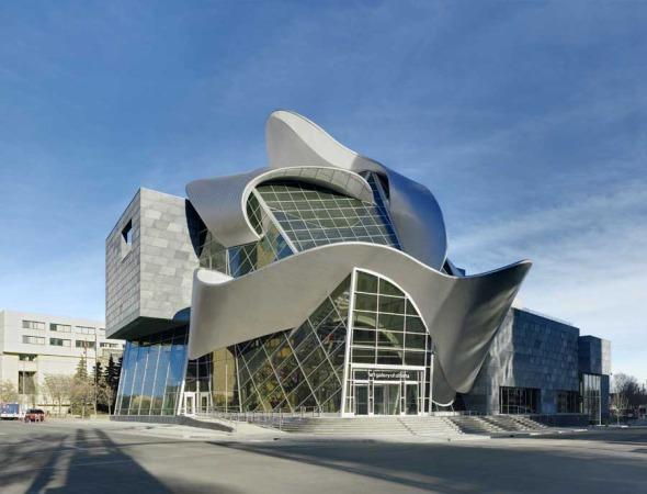 Galería de Arte en Alberta / Randall Stout Architects