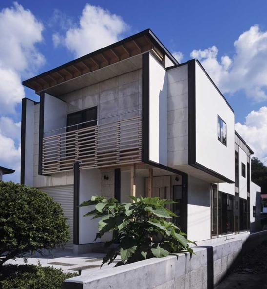 N-House realizado por Frank la Rivière