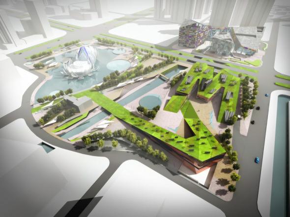 Parque Lotus realizado por Studio 505