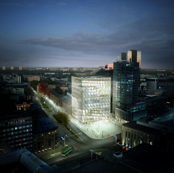 Academia de Artes de Estonia / EFFEKT